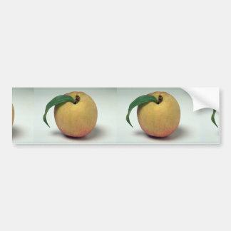 Delicious Peach Bumper Sticker