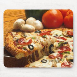 Delicious Pizza Mouse Mat