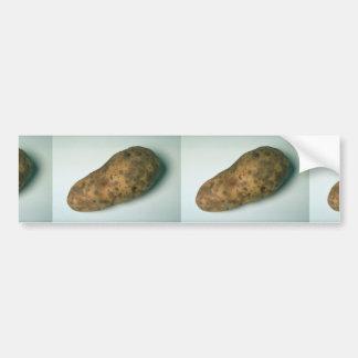Delicious Potato Bumper Sticker