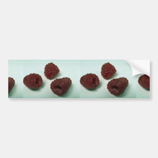 Delicious Raspberries Bumper Sticker