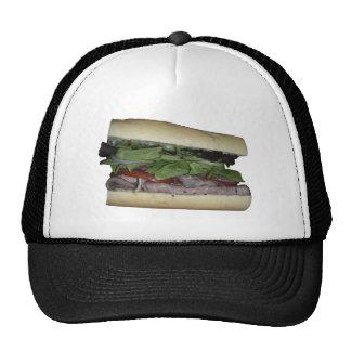 Delicious Sandwich! Bite me! Hats
