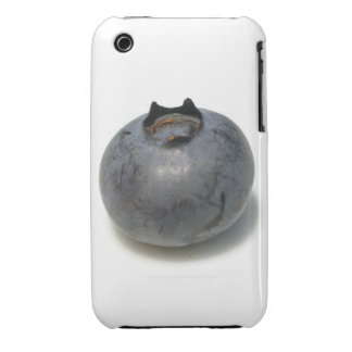 Delicious Single Blueberry Fruit iPhone 3 Cover