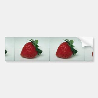 Delicious Strawberry Bumper Sticker