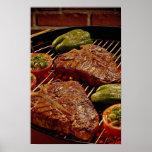 Delicious T-bone steaks