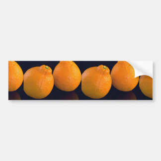 Delicious Tangerines Bumper Stickers