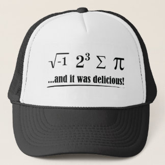 Delicious Trucker Hat