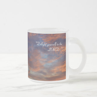 Delight yourself in the LORD... - Mug