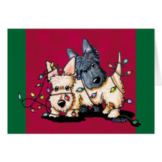 DeLighted Holiday Scotties Cards