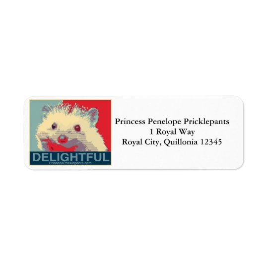 Delightful Address Labels