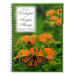 Delightful Butterfly Notebooks