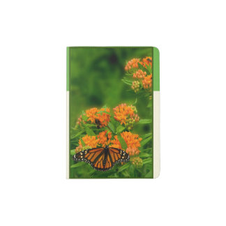 Delightful Butterfly Passport Holder