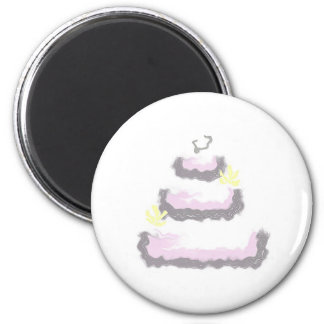 Delightful Decadence Magnets
