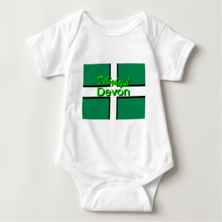 Delightful Devon Baby Bodysuit