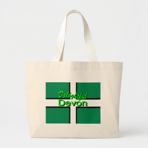 Delightful Devon Canvas Bags