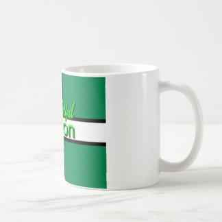 Delightful Devon Basic White Mug
