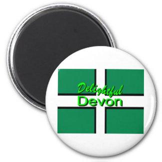 Delightful Devon Magnets