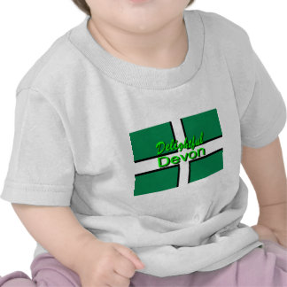 Delightful Devon T-shirts