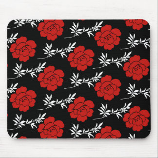 Delightful Floral Manly Beautiful Mouse Pad