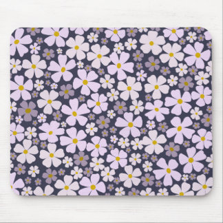 Delightful Flower Power Mouse Pad