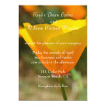 Delightful Spring Personalized Announcement