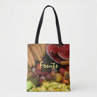 Delightful Tropical Fruit Bag