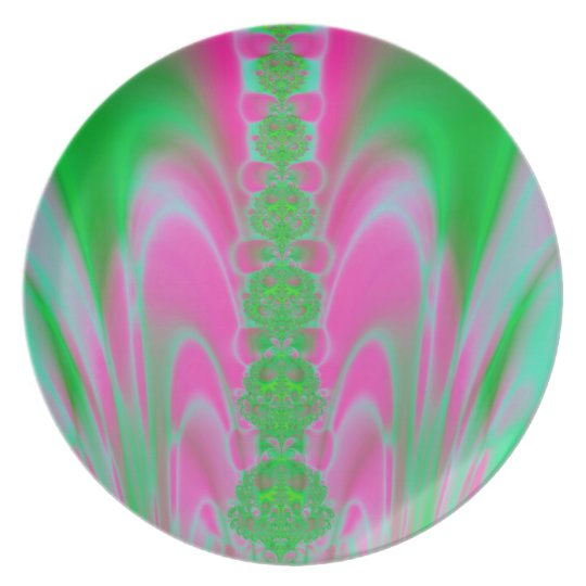 Delights In Colour #4 Melamine Plate