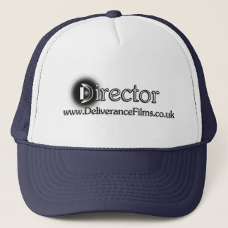 Deliverance Films Director Trucker Hat