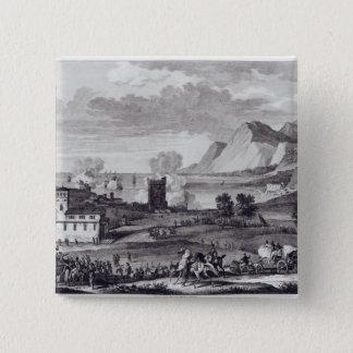 Deliverance of Corsica 15 Cm Square Badge