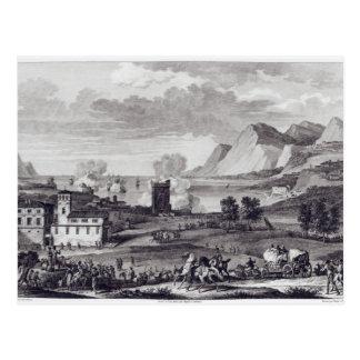Deliverance of Corsica Postcard