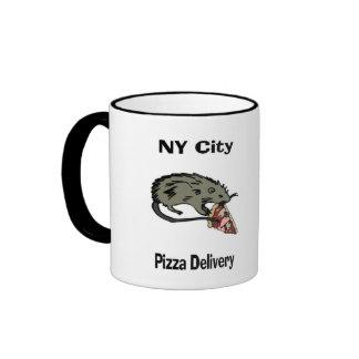 Deliverance Ringer Mug