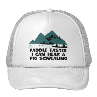 Deliverance,squeal little piggy parody cap