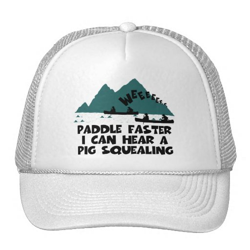Deliverance,squeal little piggy parody trucker hats