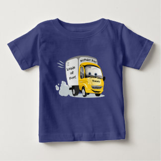 "Delivering ""Loads of Fun"" Birthday Baby T-Shirt"