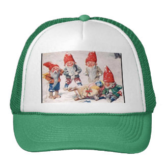 Delivery Accident Hats