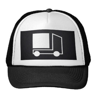 Delivery Goods Sign Cap