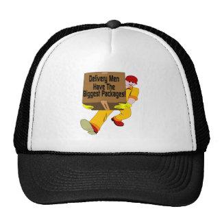 Delivery Men Mesh Hat