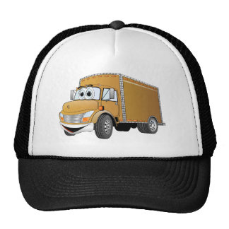 Delivery Truck (color) Cartoon Hat