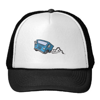 Delivery Truck Mesh Hats