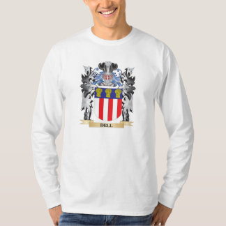Dell Coat of Arms - Family Crest Shirt