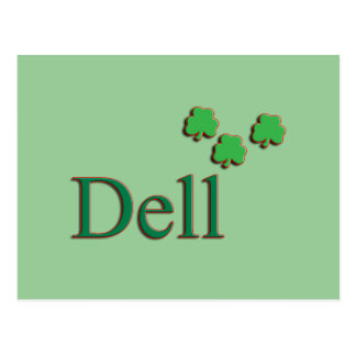 Dell Family Postcards