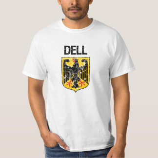 Dell Last Name Tshirt