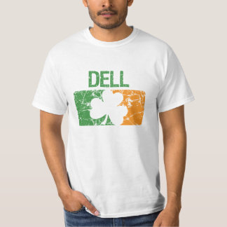 Dell Surname Clover T Shirts