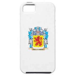 Della-Corte Coat of Arms - Family Crest iPhone 5 Cover