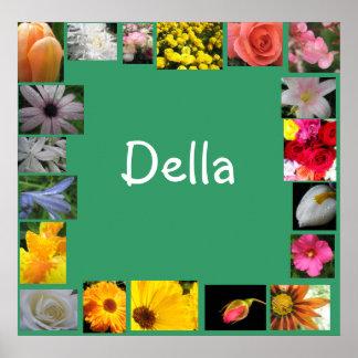 Della Print