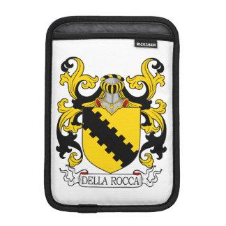 Della Rocca Family Crest iPad Mini Sleeves