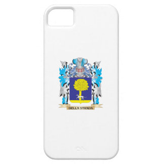 Della-Strada Coat of Arms - Family Crest iPhone 5 Covers