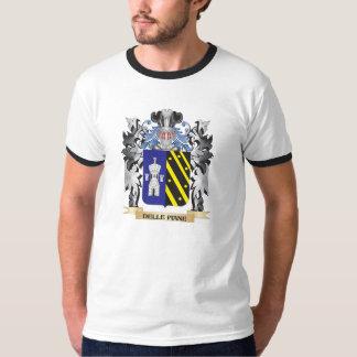 Delle-Piane Coat of Arms - Family Crest T-shirt