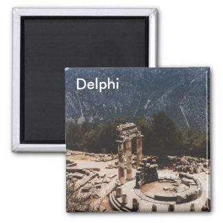 Delphi Square Magnet