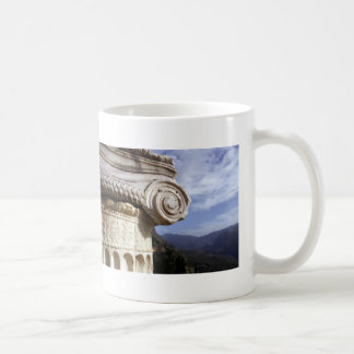 Delphi Temple Coffee Mug