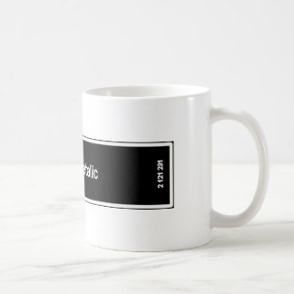 Delphin Coffee Mug